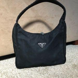 76a138f5eb4700 Prada Bags | Mini Tessuto Hobo | Poshmark